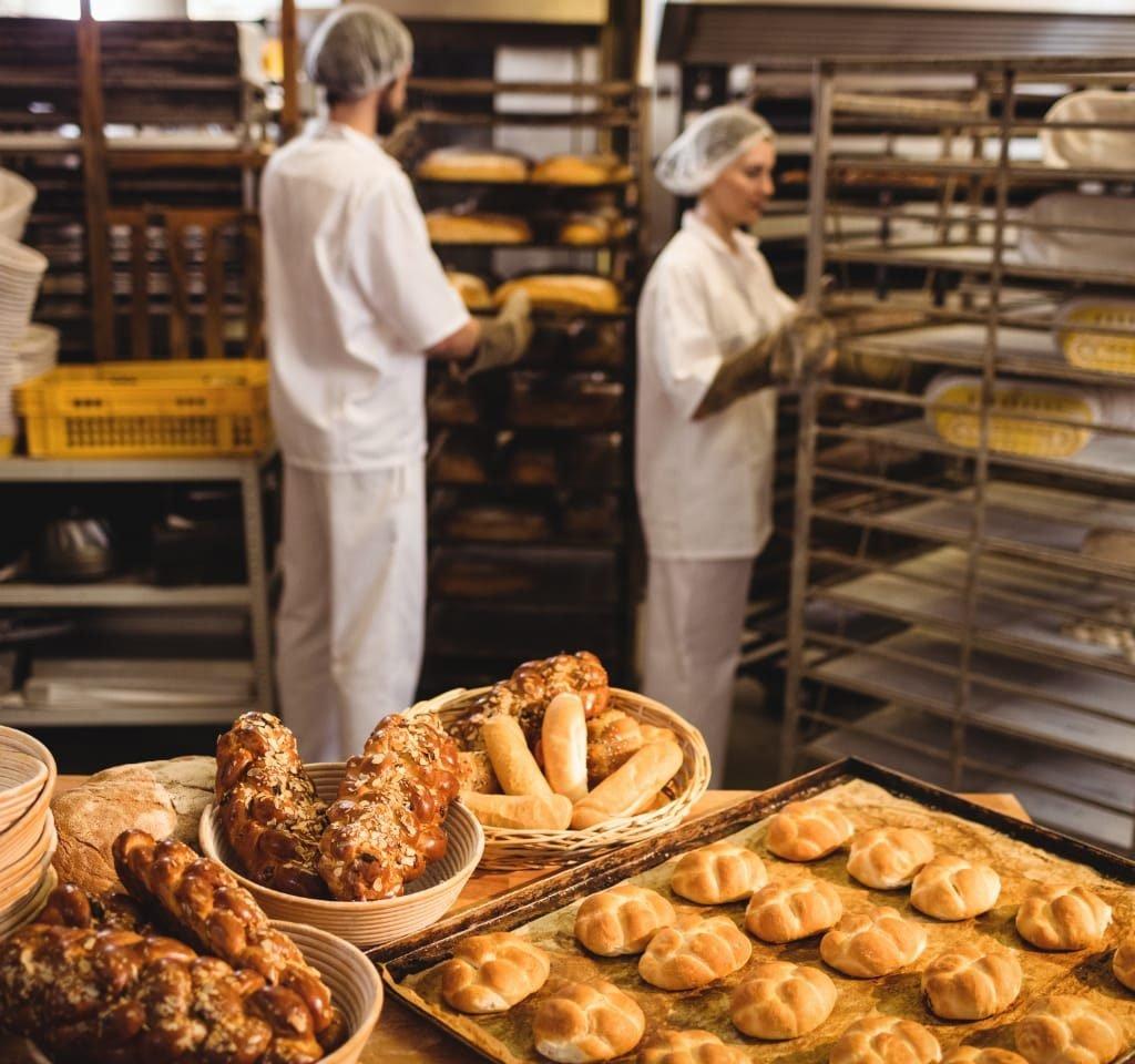Lavastoviglie per panetteria, pasticceria, macelleria e gastronomia