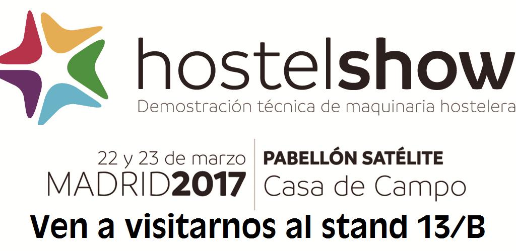 hostel show logo madrid 2017