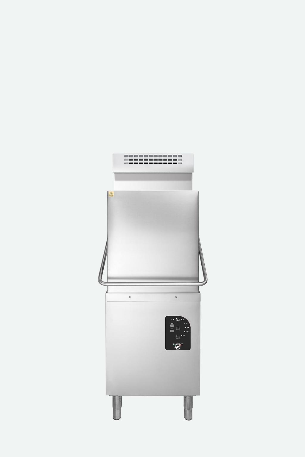 lavastoviglie a capot T215 project system italia