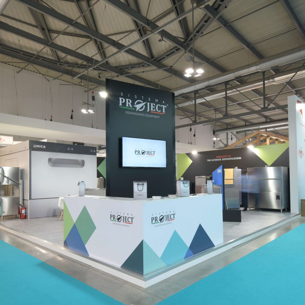 project system italia booth